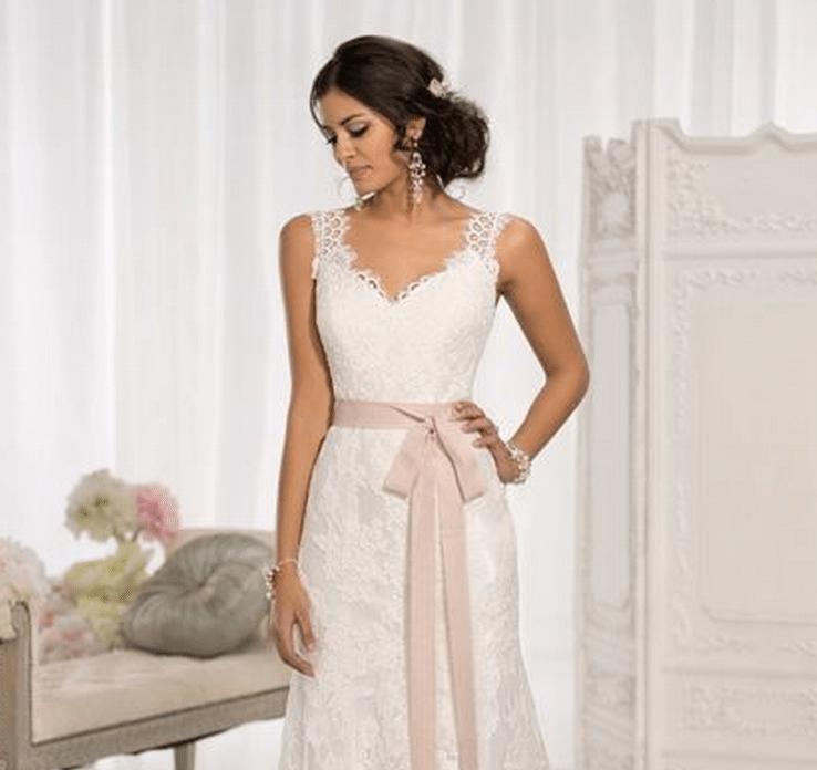 Simple Civil Wedding Ideas: Courthouse Wedding Dresses