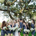 bridesmaid photo cute