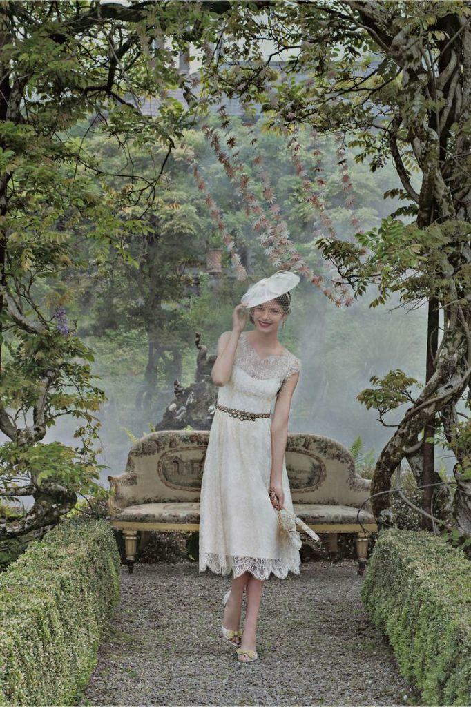 english wedding hat