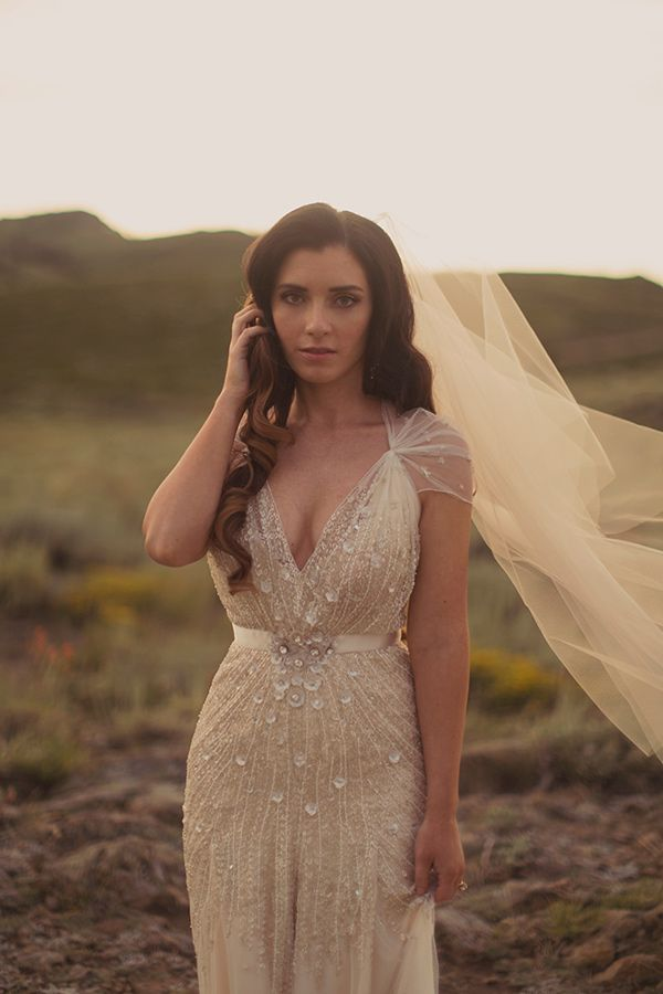 Can I Wear An Ivory Wedding Dress Have White Flowers