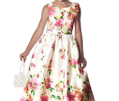 Colorful Flower Girl Dresses