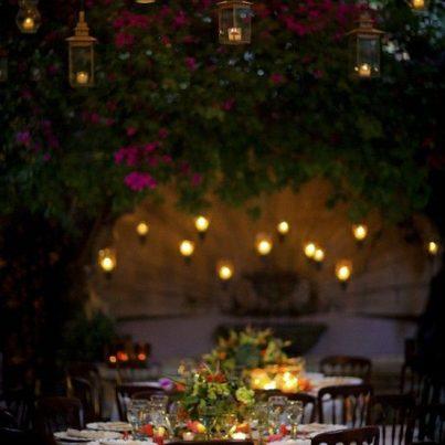 small reception restaurant