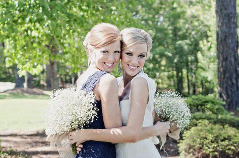 sibling wedding