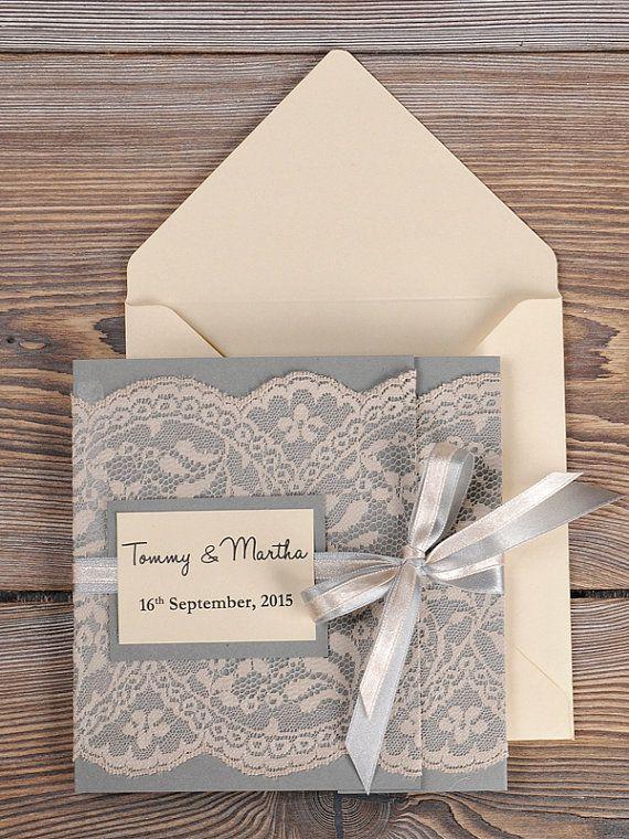 wedding invitation already married