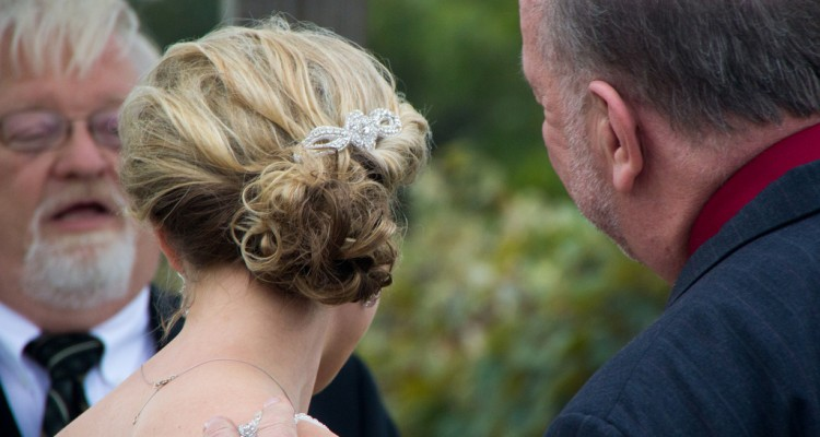 Second Wedding: Father Of The Bride Speech