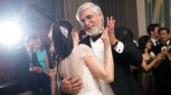 Stepfather and Daughter Wedding Dance