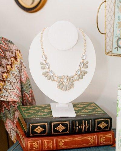 Bib Necklaces for Weddings