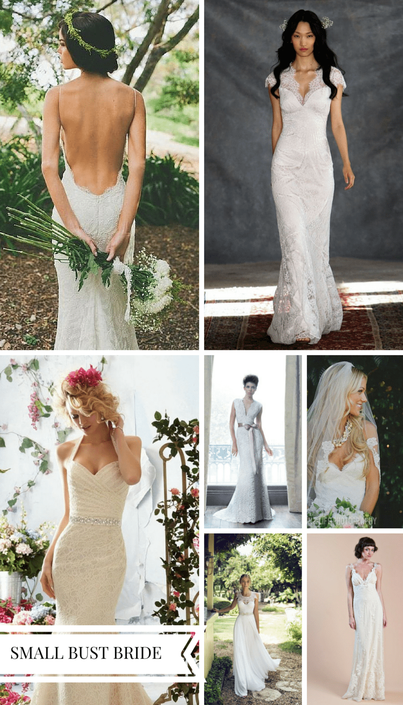 Choosing The Perfect Wedding Dress For Your Body Type ...