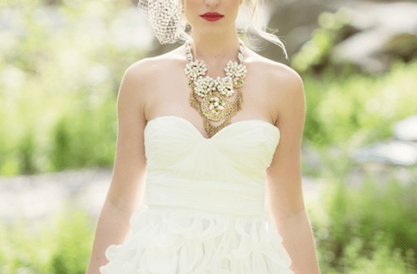 Bold Bridal Beauty