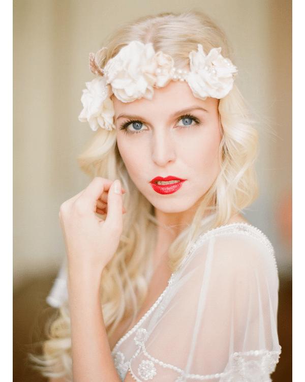 Red Lip Bride