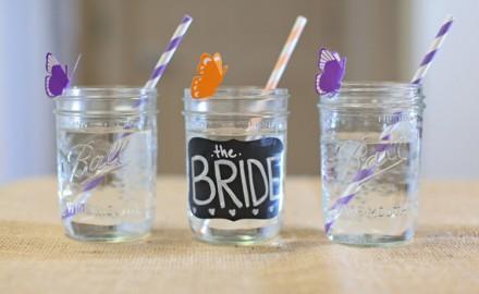 Bridal Shower Drinks
