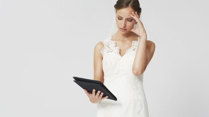 reduce wedding stress