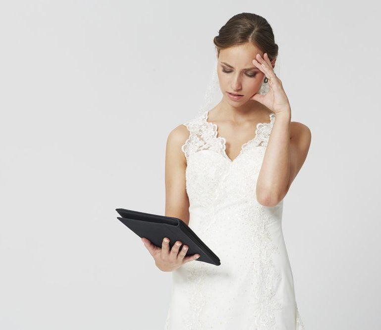 reduce wedding stress
