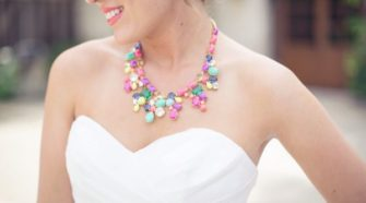 Bib Necklaces for Weddings