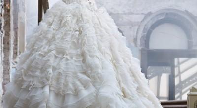 Dramatic Wedding Ball Gowns
