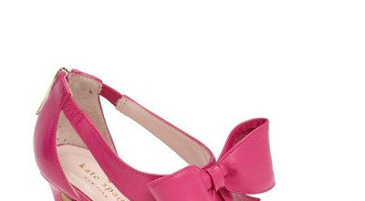 Hot Pink Wedding Day Shoes