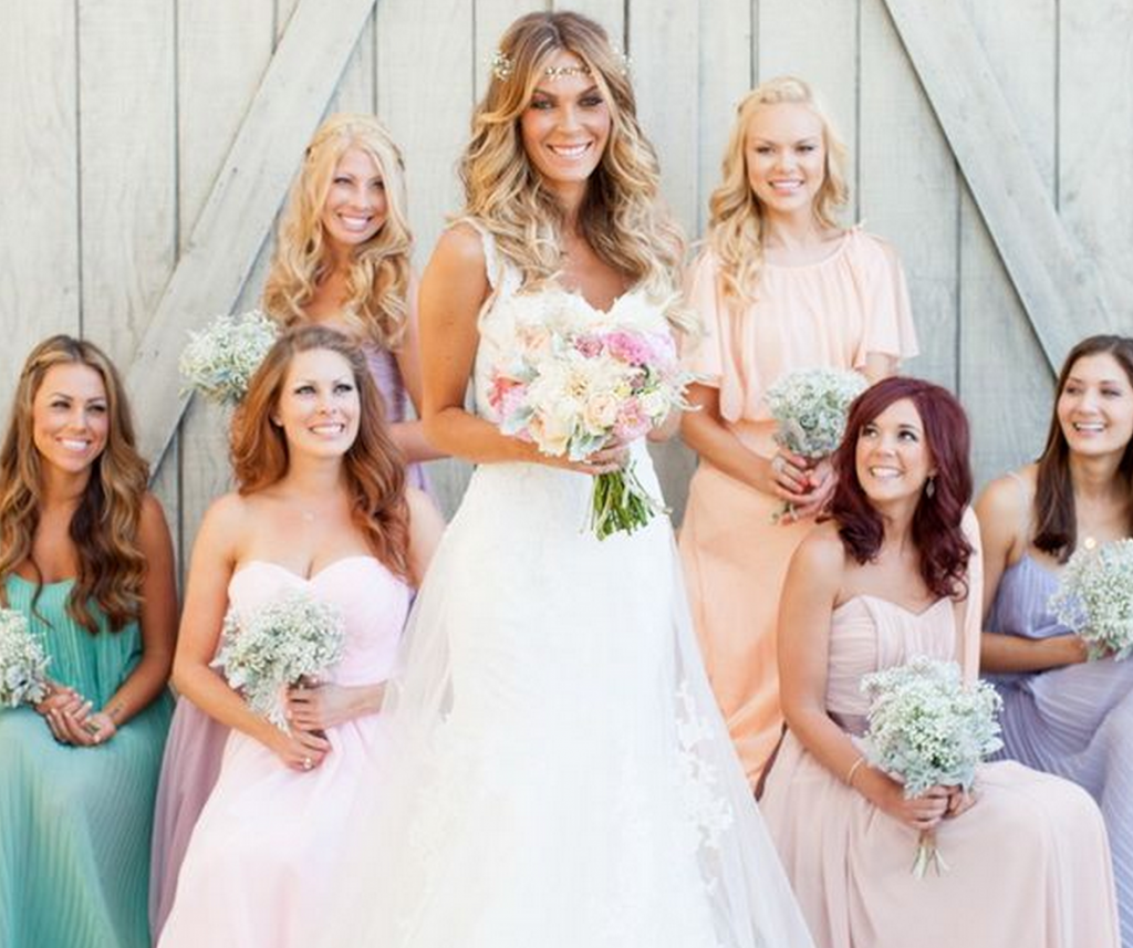 bridesmaid questions