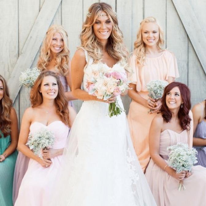 bridesmaid questions