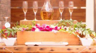Pink Bridal Shower Inspiration