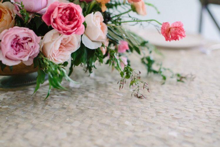 Garden Inspired Bridal Shoot
