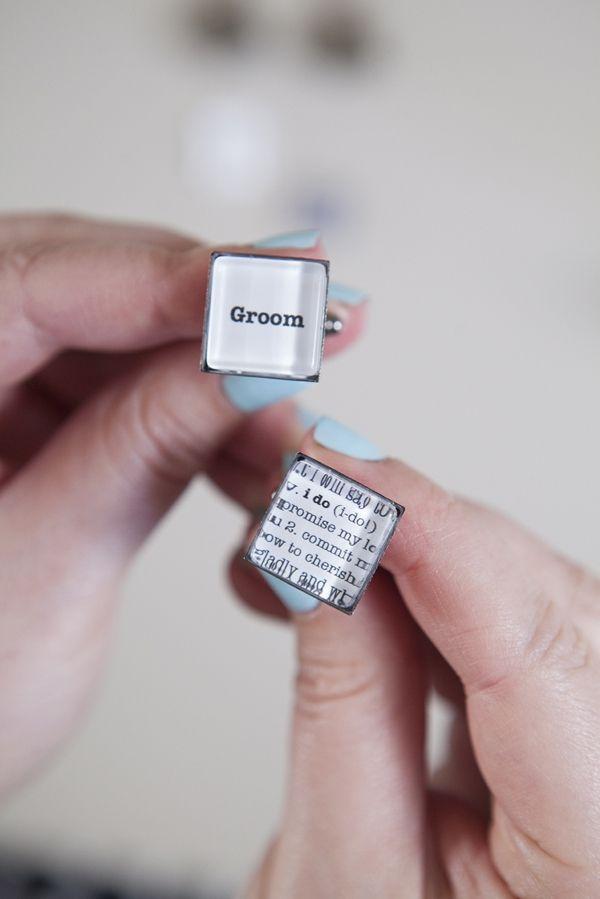 groom jewelry ideas