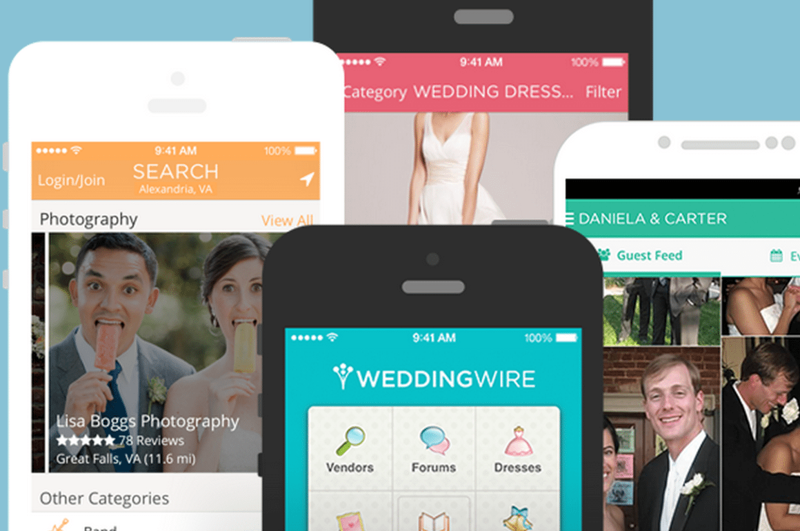 best wedding apps