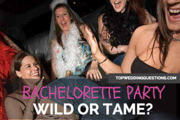 wild bachelorette party ideas