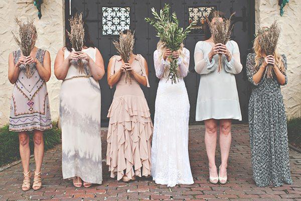 Ruffled Wedding