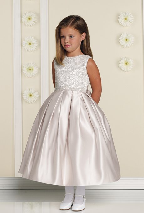Flower Girl White Dressesy