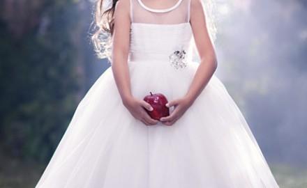 Flower Girl White Dresses