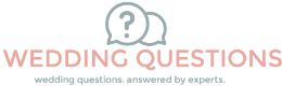 Top Wedding Questions logo