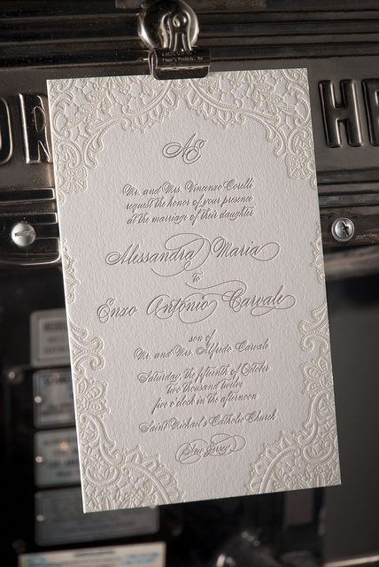 invitation for wedding examples