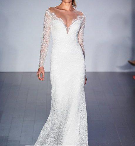Sexy Winter Wedding Gowns