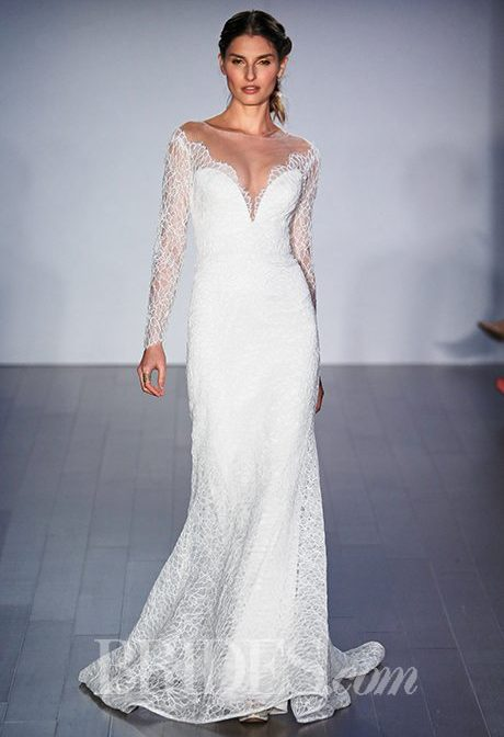Sexy Winter Wedding Gowns