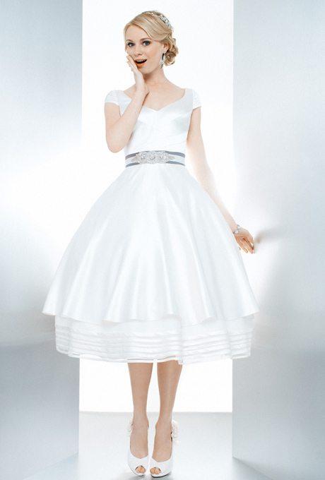 Audrey Hepburn Inspired Wedding gowns