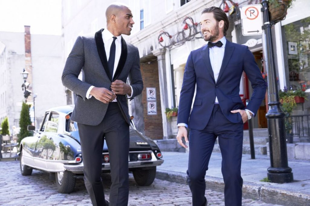 Fall Winter Bonobos Tuxedos