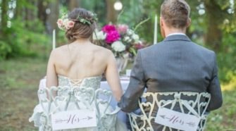 Hunger Games Wedding Inspiration