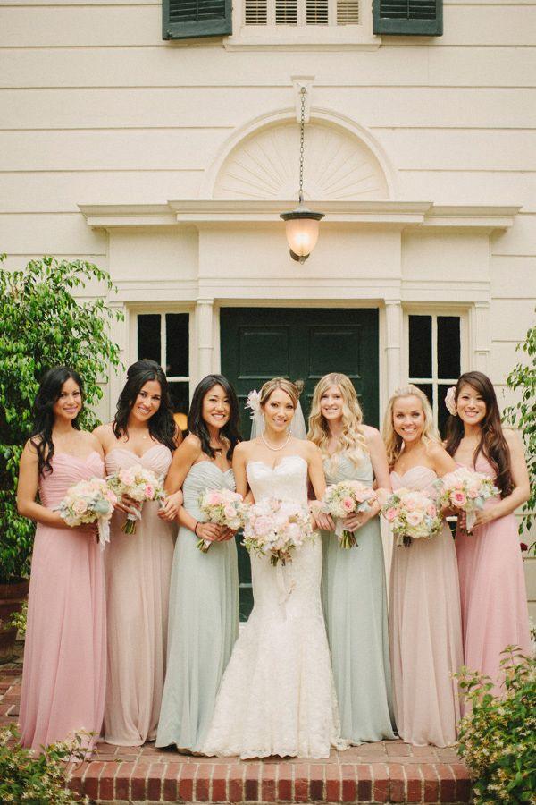 sister of groom bridesmaid