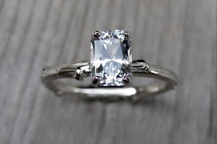 Different Stone for Second Marriage She Doesnt Want a Diamond Ring