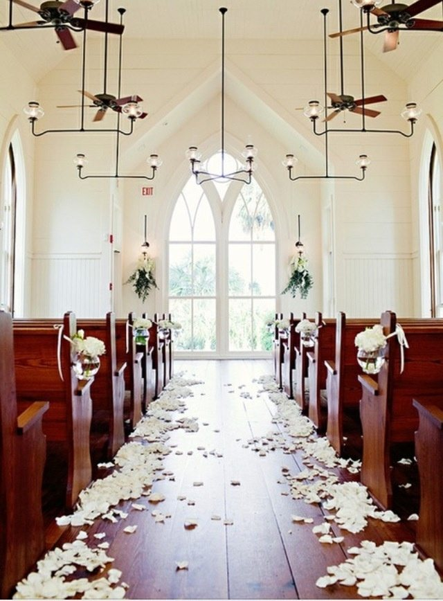 decorate church for wedding wedding pew bows. Black Bedroom Furniture Sets. Home Design Ideas