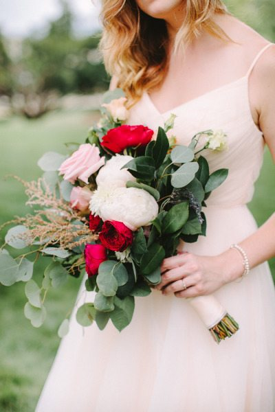 Valentine's Day Wedding Bouquets and Flowers