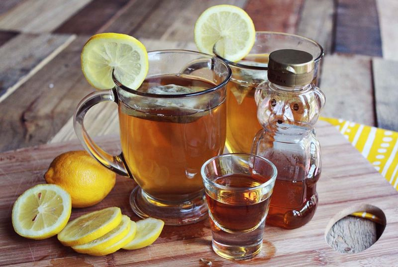 Hot Toddy Winter Wedding Signature Drink