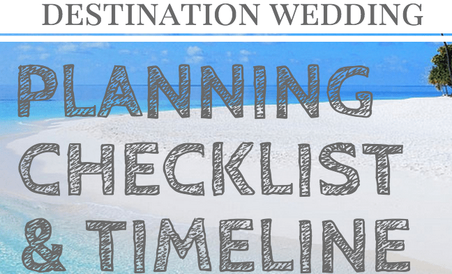 Last Minute Wedding Checklist: Do You Have Everything You