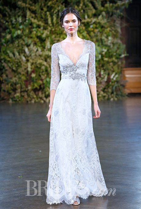 Some Of Our Favorite, Romantic Claire Pettibone Gowns from the Fall ...