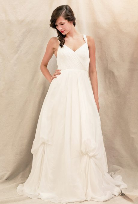 Valentine's Day Inspired Wedding gowns