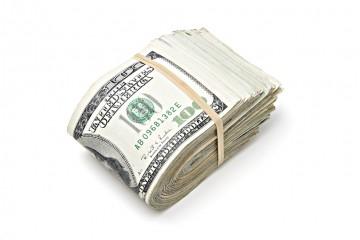 cash for wedding gift