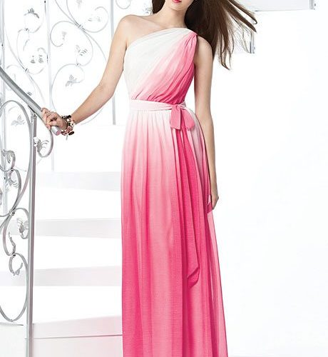 Valentine's Day Bridesmaids Gowns