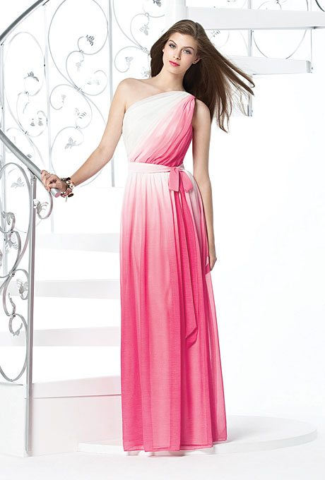 Valentine's Day Bridesmaids Gowns