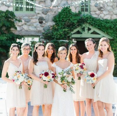 What to think about when choosing your bridesmaids
