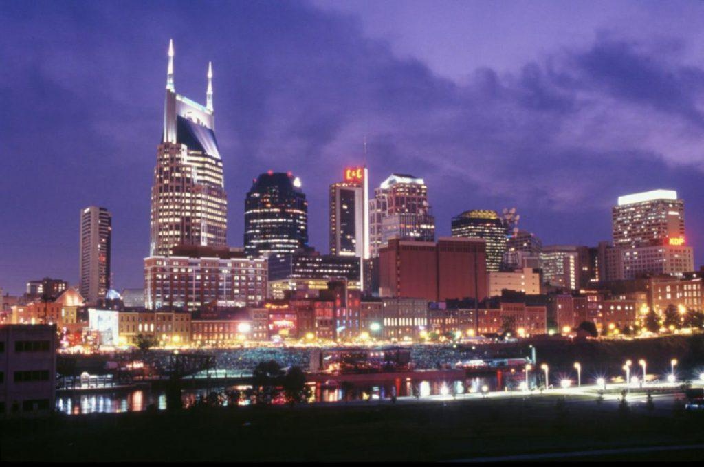 Nashville Tennessee Honeymoon